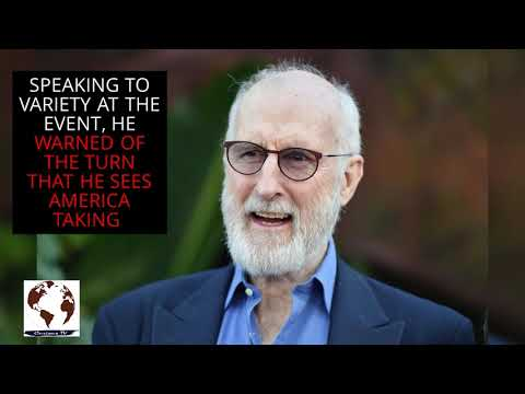 Actor James Cromwell warns of possible violence if President Trump and his allies remain in office