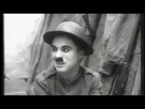 Charlie Chaplin in \