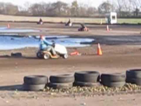 TLMRA lawn mower race ... C/p class ... tnt speedway tampico. IL