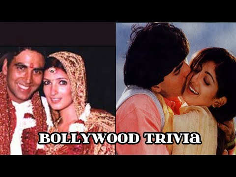 What Made Akshay Kumar Leave Shilpa Shetty And Marry Twinkle Khanna | Bollywood Trivia