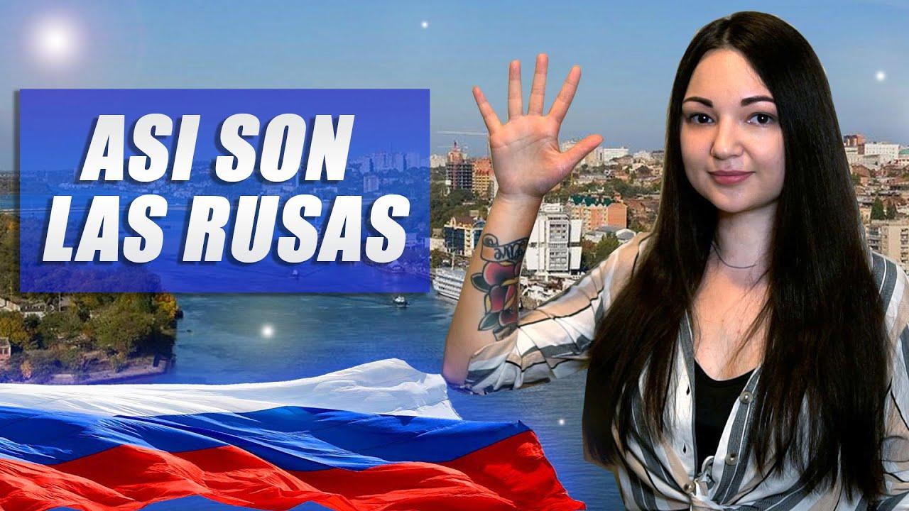 5 COSAS SOBRE LAS MUJERES RUSAS | Cristina Rusa Vlogs