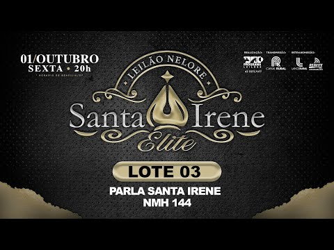 LOTE 3 NMH 144