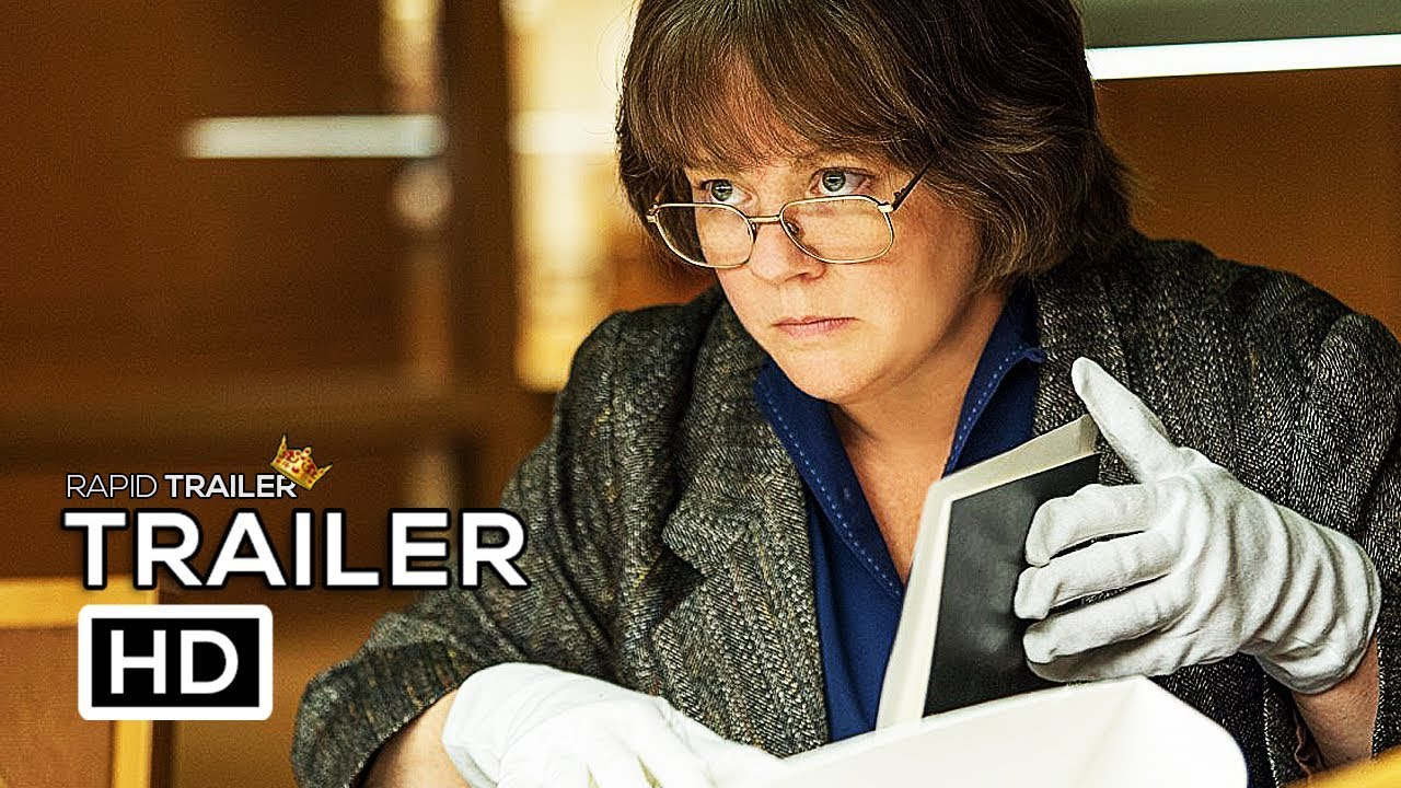 "Melissa McCarthy, as you haven't seen her: Why her ""Can You Ever Forgive Me ..."