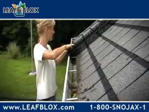 Leafblox gutter guards so simple to install simple gutter leafblox gutter guards so simple to install simple gutter protection solutioingenieria Images