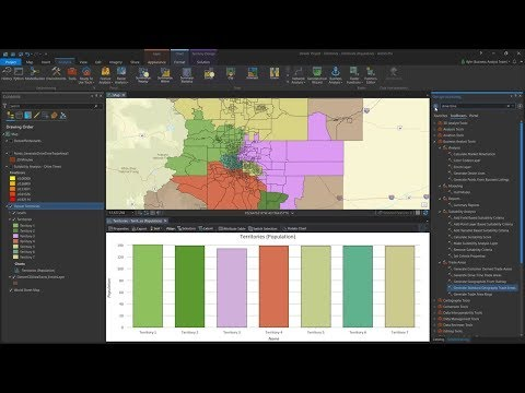 An Overview of Business Analyst in ArcGIS Pro thumbnail