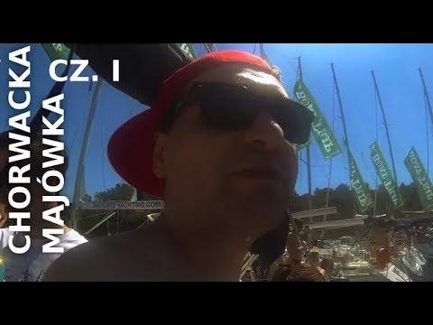 Podróże z Proceentem - Chorwacka Majówka 2017 cz.1 - YouTube