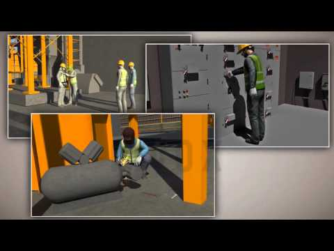 Industrial Safety Video Demo