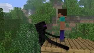 Monster School - Diving [Minecraft Animation]