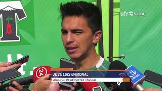 Deportes Temuco se prepara para duelo contra Palestino | UFROVISIÓN