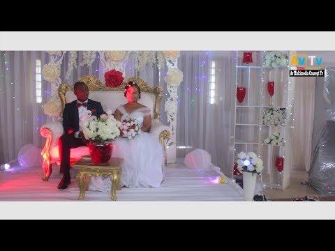 Sylvia & Kingsley    WHITE WEDDING