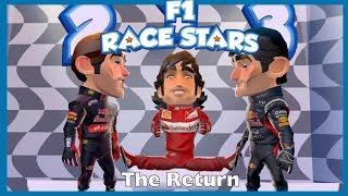 The Return Of F1 Race Stars