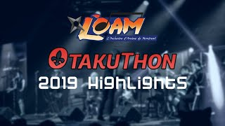 L'Orchestre d'Anime de Montreal's Debut performance, Otakuthon 2019 Highlights