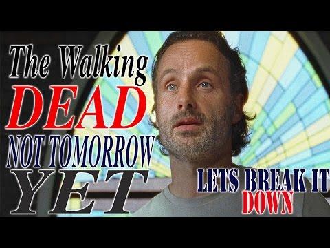 The Walking Dead Season 6 Episode 12 LETS BREAK IT ALL DOWN