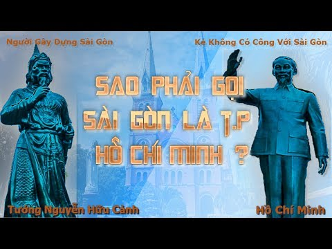 Nên gọi Sài Gòn hay TP Hồ Chí Minh ?