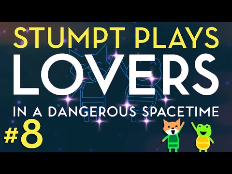 Lovers in a Dangerous Spacetime - #8 - Jellyroll