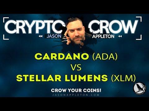 Cardano (ADA) vs Stellar Lumens (XLM)