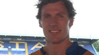 Henderson ready for new season with Stags