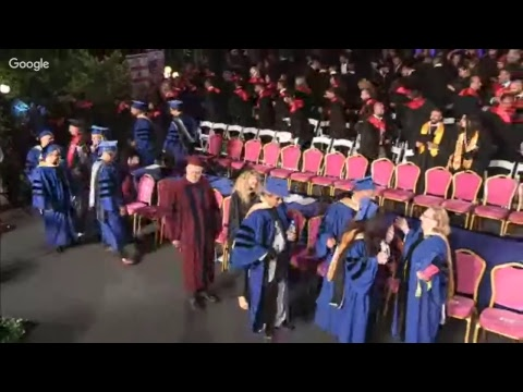 THE 16th COMMENCEMENT EXERCISES 2017
