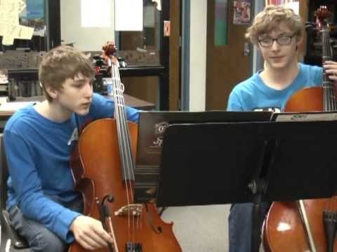 National Mentoring Month embodied by Bothwell Middle School Orchestra