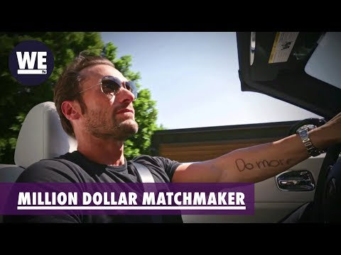 Cracking Down Devina Kaur & Peter Curti | Million Dollar Matchmaker | WE tv from YouTube · Duration:  1 minutes 23 seconds