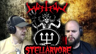 WATAIN - STELLARVORE 🔥🔥🔥🔥 reaction