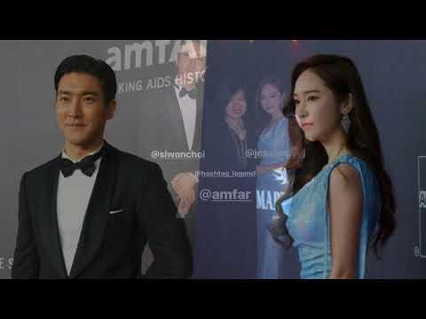 Jessica And Super Junior's Siwon Reunite At Hong Kong Charity Event!
