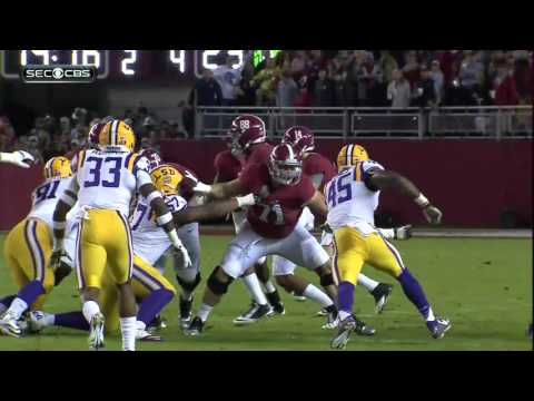 2015 #2 LSU vs. #4 Alabama (HD)