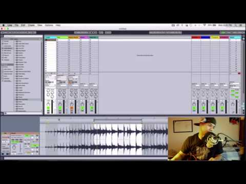 How To Loop & Warp | Ableton Live Suite 9 | Basic Music Production
