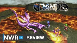 Grandia HD (Nintendo Switch) Review (Video Game Video Review)