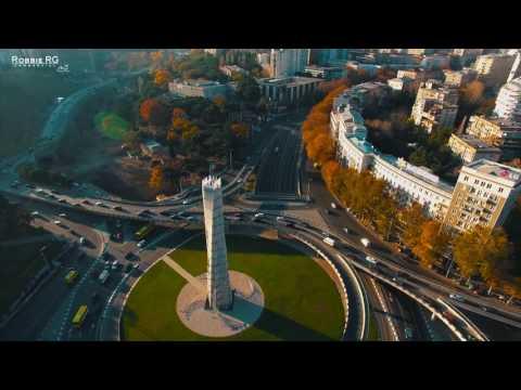The great Tbilisi capital city  Georgia