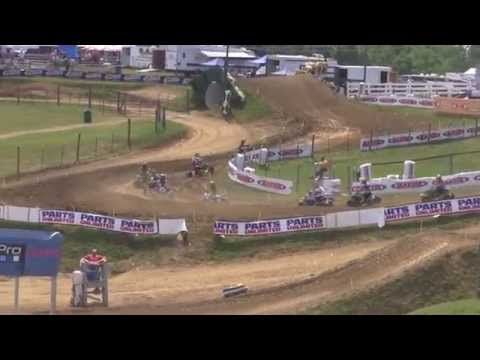 ATVA Nationals race at High Point