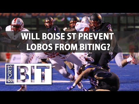 Sports BIT | Boise State vs New Mexico Betting Preview | College Football Odds