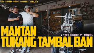 Download Bengkel Motor Custom Tersibuk di Bali. Zambrag Garage ! #Gasjon Eps.81