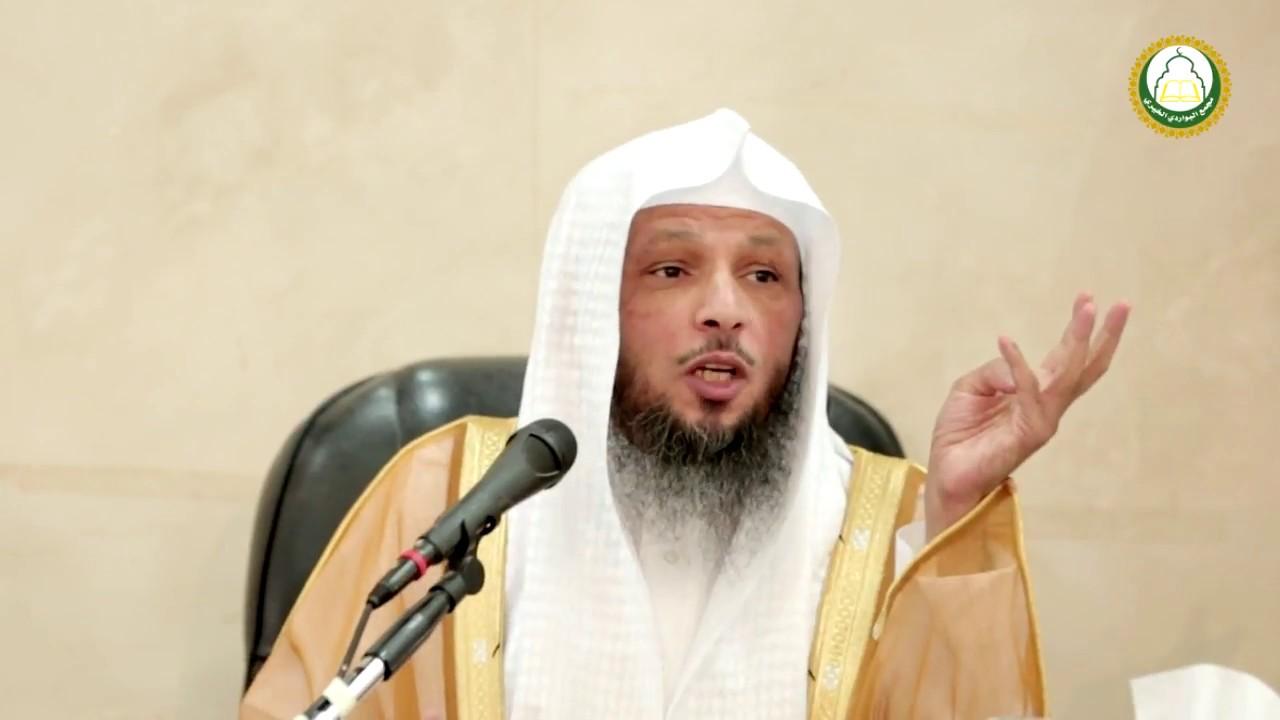 إنما الدنيا فناء الشيخ سعد العتيق