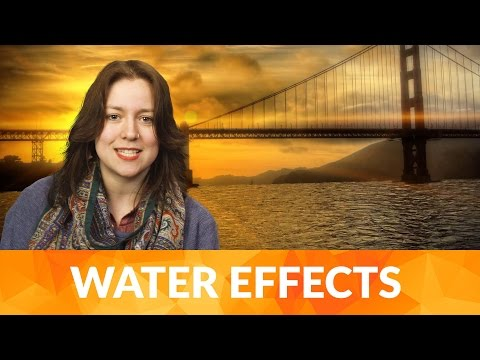 How to create realistic water effects in HitFilm - Triem Guest Tutorial
