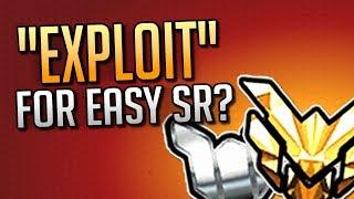 """New Ranked """"Exploit"""" for Easy SR?   Overwatch"""