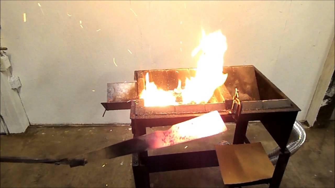 Whitlox Wood Fired Forge Youtube