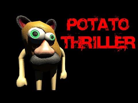 Potato Thriller - A Masterpiece for the Horror Genre - Full Playthrough / Gameplay / Walkthrough