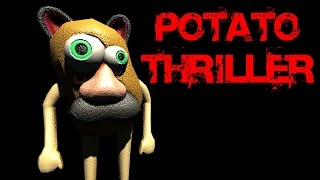 Potato Thriller - A Masterpiece for the Horror Genre - Full Playthrough / Gameplay / Walkthrough