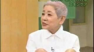 【スキンケア】簡単美肌 佐伯チズ part1