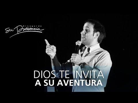 Dios te invita a su aventura - Lucas Leys - 5 agosto 2015