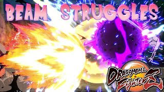Dragon Ball FighterZ ULTIMATES CLASHING - Beam Struggles