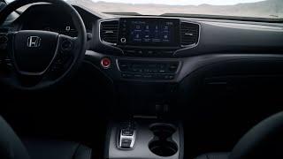 homepage tile video photo for 2021 Honda Ridgeline: Technology