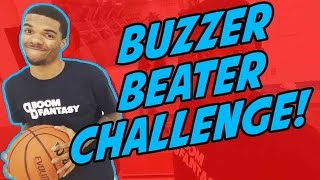 MARCH MADNESS BUZZER BEATER CHALLENGE!! (Win a Free Xbox One or PS4) | BoomFantasy.com