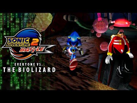 Sonic Adventure 2 Battle: Everyone Vs. The Biolizard