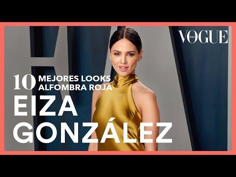 Eiza González y sus 10 mejores momentos en la alfombra roja