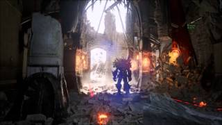 Unreal Engine 4 Elemental Tech Demo DX11 vs DX12