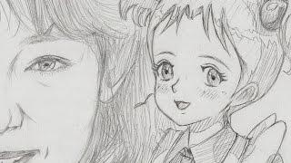 さろめ888です。 今回はサンディベルちゃんを書きたくて、山本 百合子(やまもと ゆりこ)さんを書いてみました、といういつもと逆パターンw...