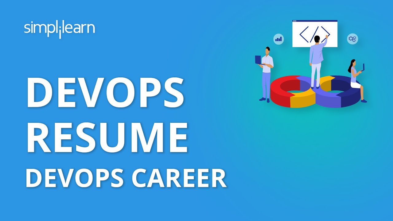 devops resume devops tutorial for beginners simplilearn