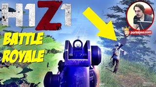 Pusu | H1Z1 Türkçe Battle Royale | Bölüm 85